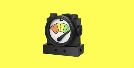 Differential Pressure Gauge And Filter Indicator
