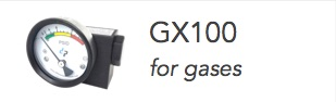 GX100 Differential Pressure Guage