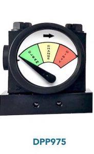DPP975 Diaphragm Family Differential Pressure Gauge