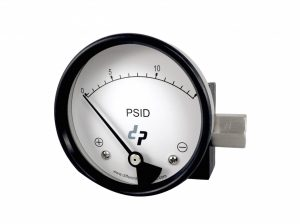 DX10 Differential Pressure Gauge