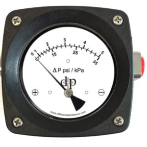 200 DPG 5 Differential Pressure Gauge