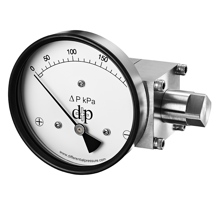 300dgc Differential Pressure Gauge And Filter Indicator