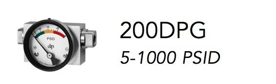 200DPG (Liquids 5-1,000 psid)