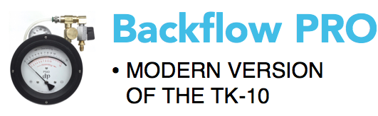 Backflow Pro Kit
