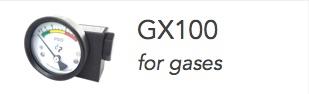 GX100 Differential Pressure Guage