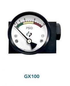 GX100 Diaphragm Family