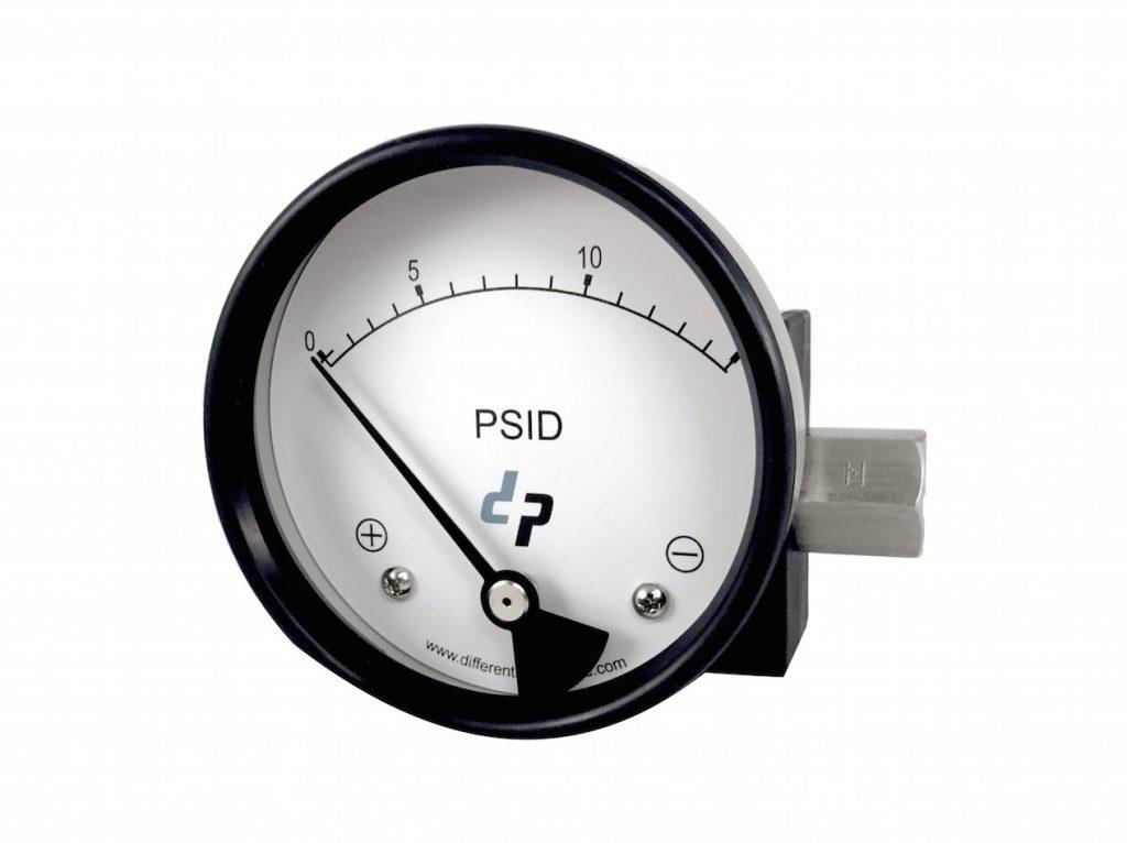 DX10 Differential Pressure Gauge