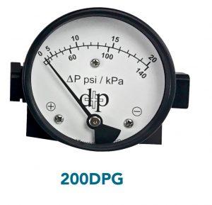 200DPG Piston Gauge