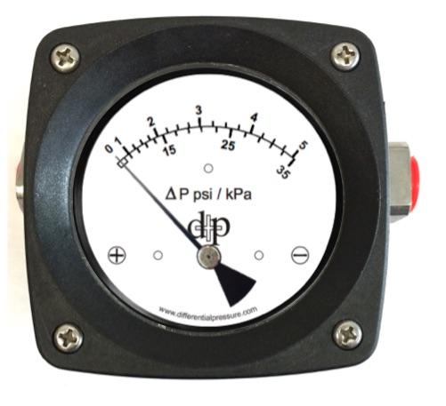 200 DPG 5 Differential Pressure Gauge