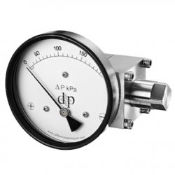 Differential Pressure Plus Gauge 300DGC